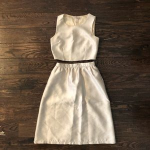 Champagne Two Piece